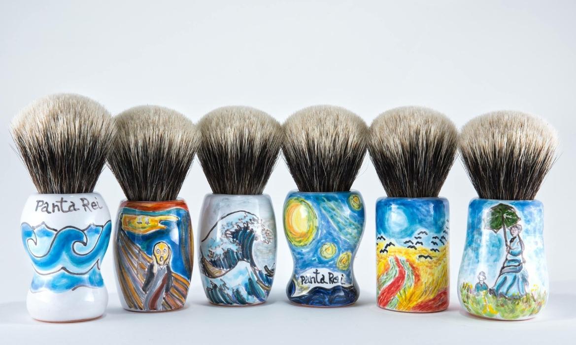PantaRei Brushes